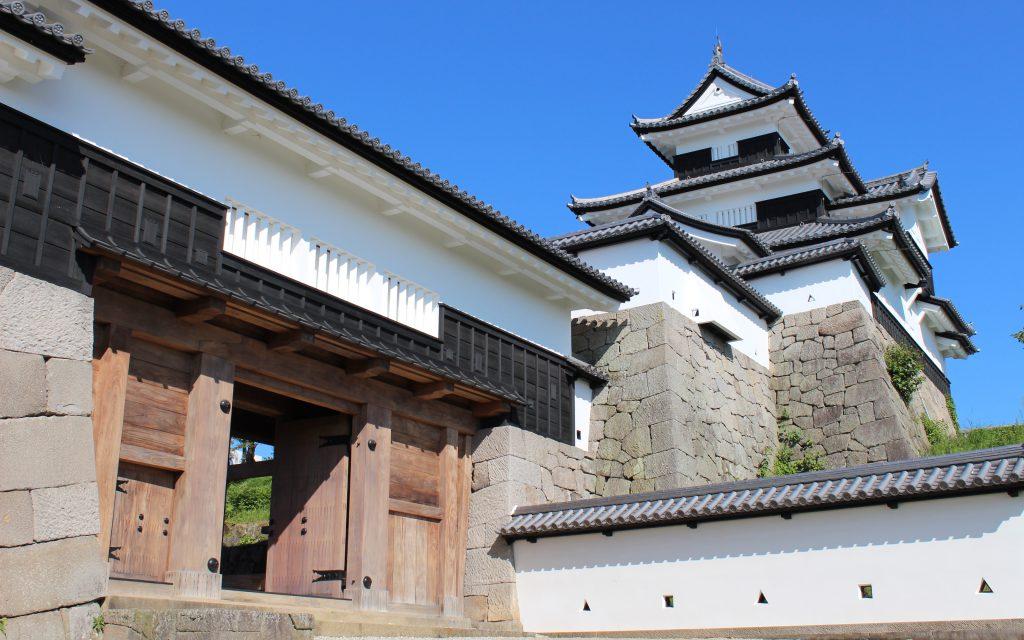 小峰城の写真