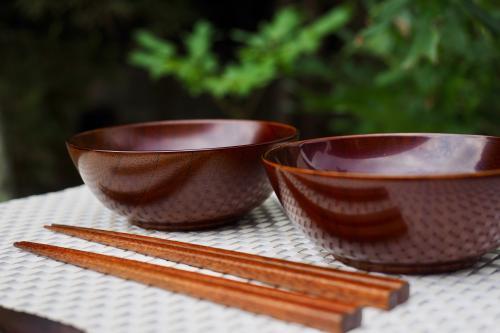 会津塗の写真